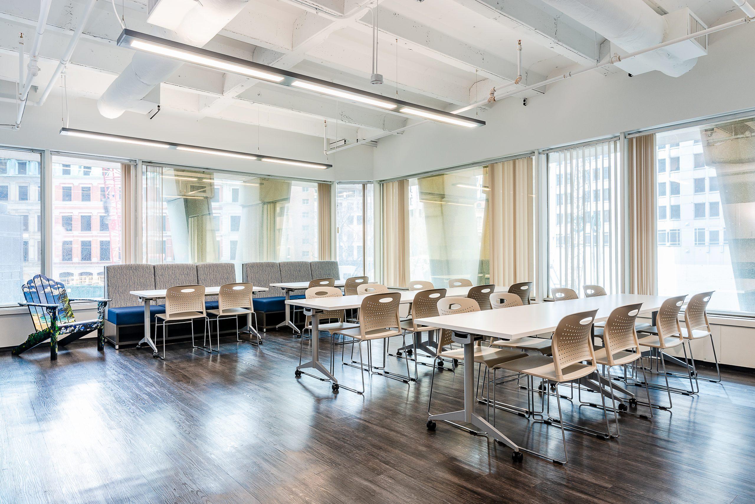 Cafe/Break Room Design Ideas