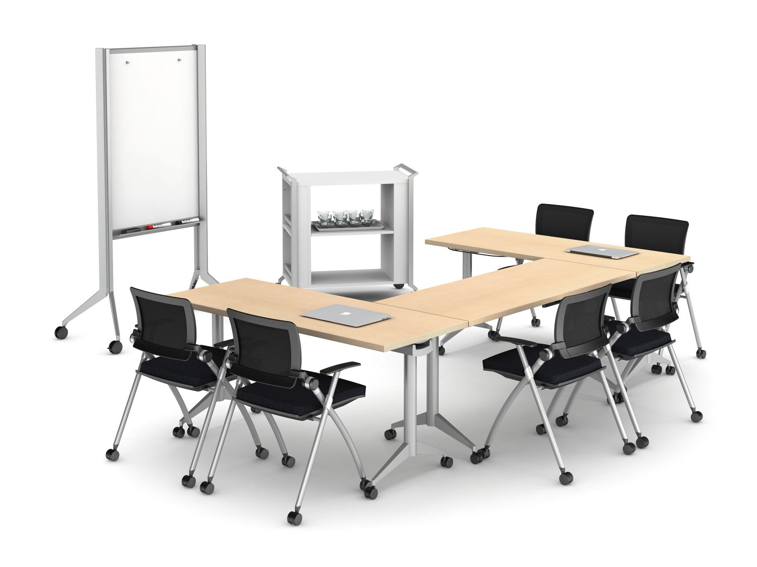 day-to-day-tables-with-aluminum-t-legs-stow-seating-hospitality-cart-and-mobile-whiteboard_md