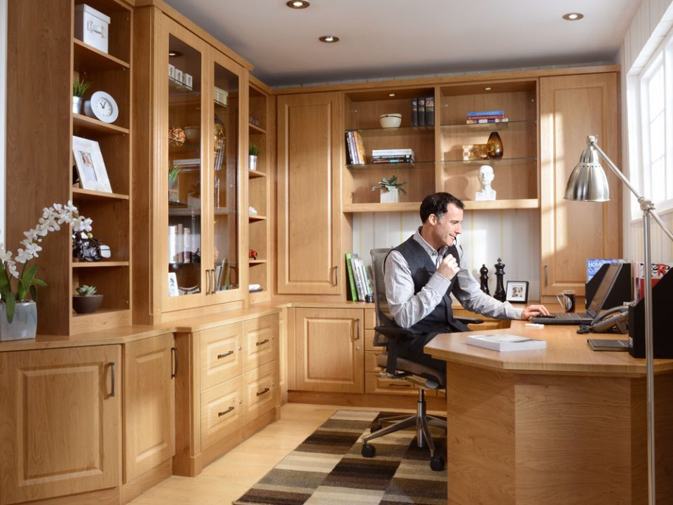 planning a home office